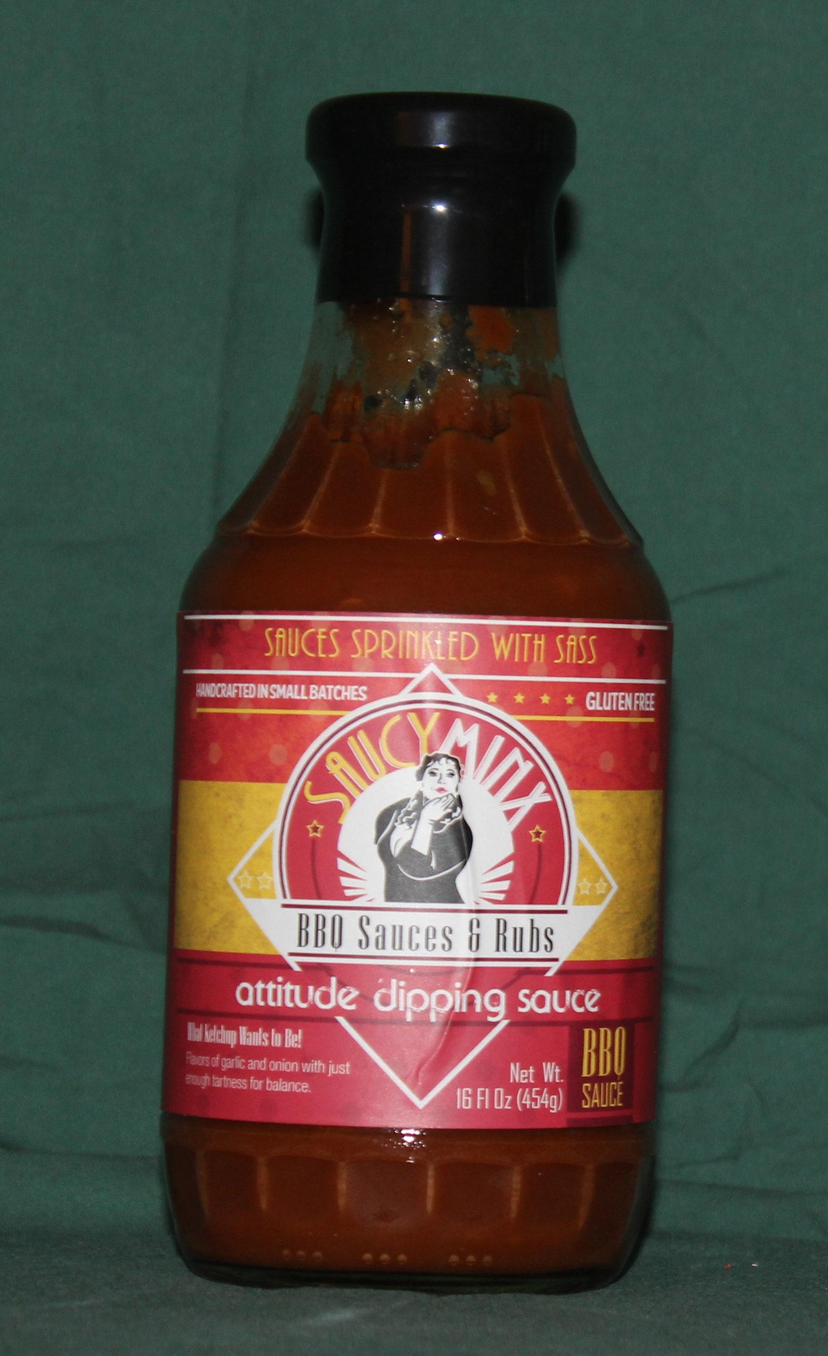 Saucy Minx Attitude Dipping Sauce