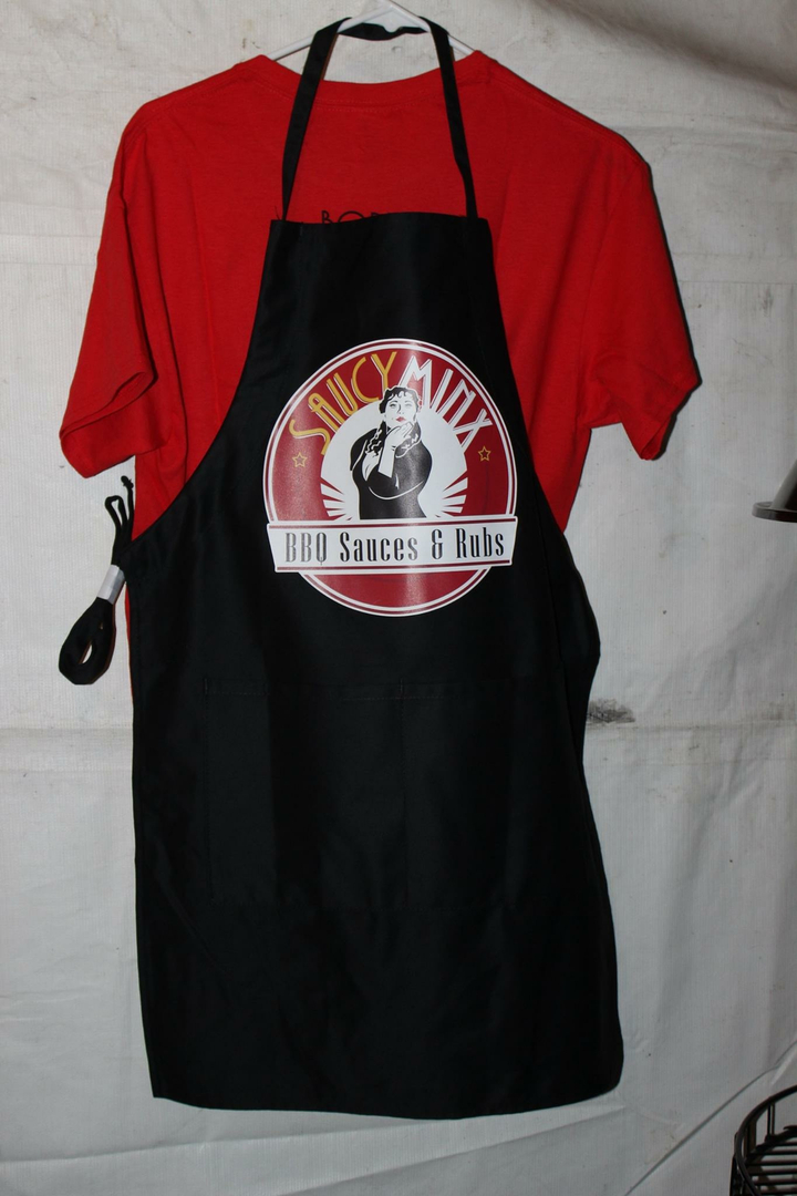 Saucy Minx BBQ Apron