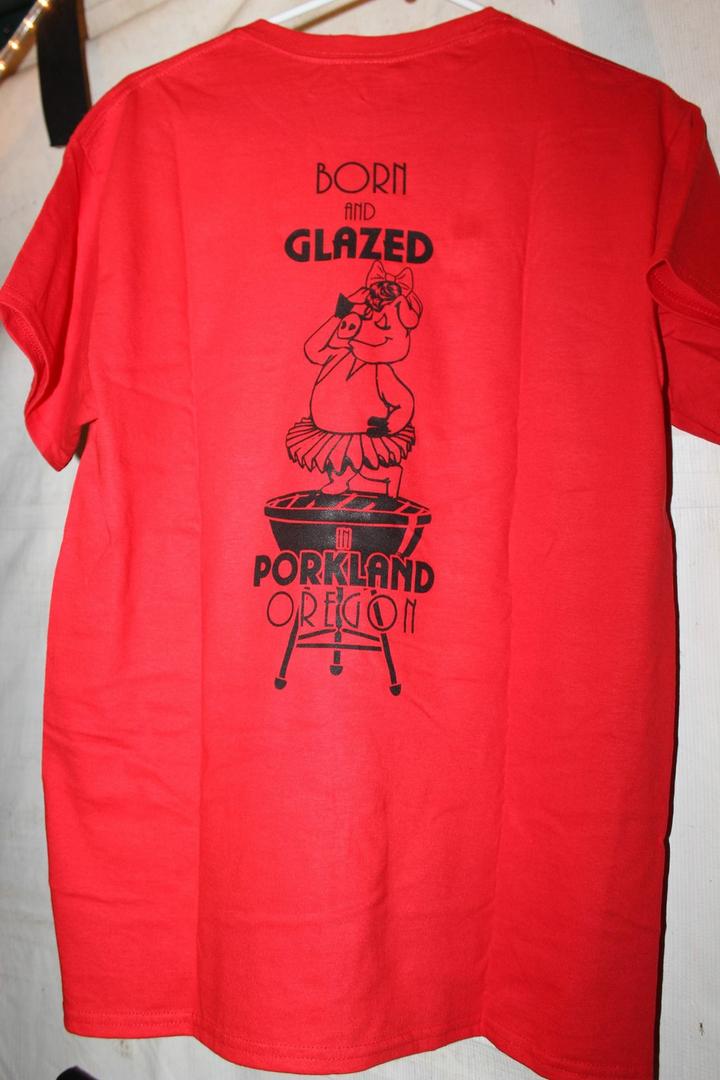 Saucy Minx BBQ T-shirt