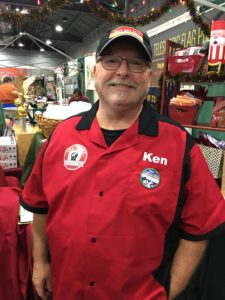 Tyna's husband, Ken